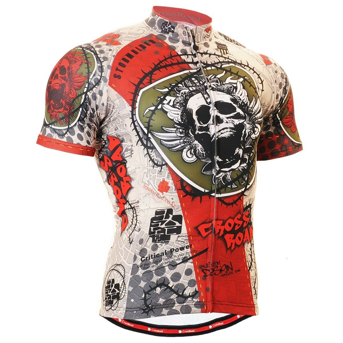 FIXGEAR CS-502 Men's Short Sleeve Cycling Jersey Bicycle  Apparel Roadbike MTB  hot limited edition