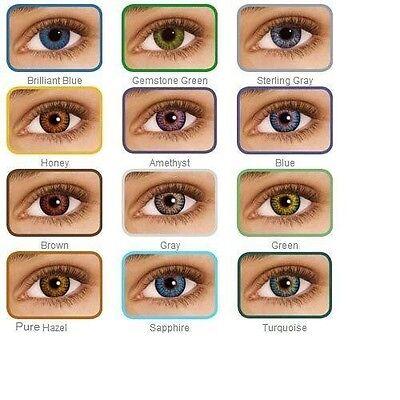 Freshlook colorblends 1x 2 Kontaktlinsen preisgünstig