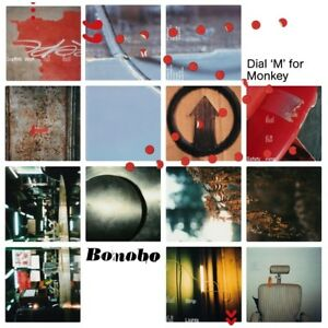 Bonobo-Dial-039-M-039-For-Monkey-2LP-Vinyl-Ninja-Tune-NEU