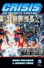Crisis On Infinite Earths Deluxe Edition HC by Marv Wolfman (Hardback, 2015)