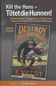 Roewer-Geheimdienste-Propaganda-und-Subversion-im-Ersten-Weltkrieg-WW1-Erster