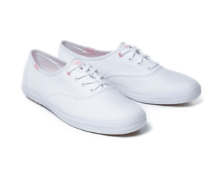 new keds canvas sneakers white pink wf61015 women casual