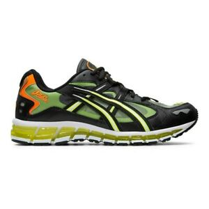 Asics-Tiger-Gel-Kayano-5-360-Sneaker-Uomo-1021A196-001-Black-Safety-Yellow