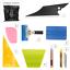 thumbnail 5 - 8 PCS Pro Window Tint Kits Wrapping Vinyl Tools Squeegee Scraper Applicator