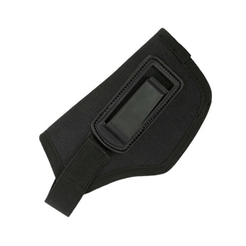 Universal Holster Inside Waistband Concealed Carry Clip-On Holster for Camping O