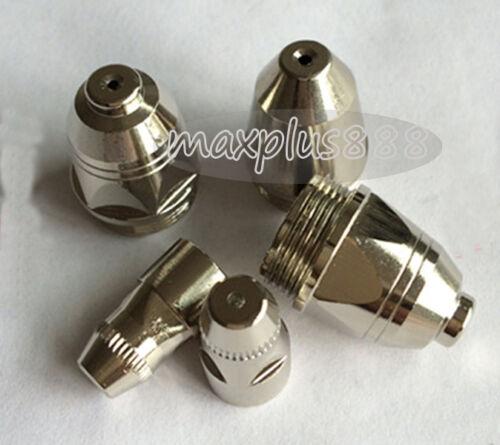 New 1pc P80 nozzle hole 1.7mm+1pc P80 electrode Air plasma cutting machine fitti