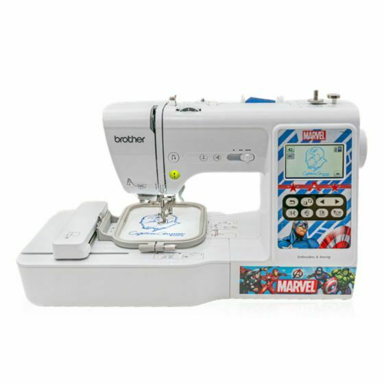 Brother LB5000M Marvel Sewing and Embroidery Machine