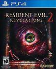 Resident Evil Revelations 2 (Sony PlayStation 4, 2015)