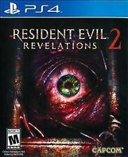 Resident Evil Revelations 2 (Sony PlayStation 4, 2015)