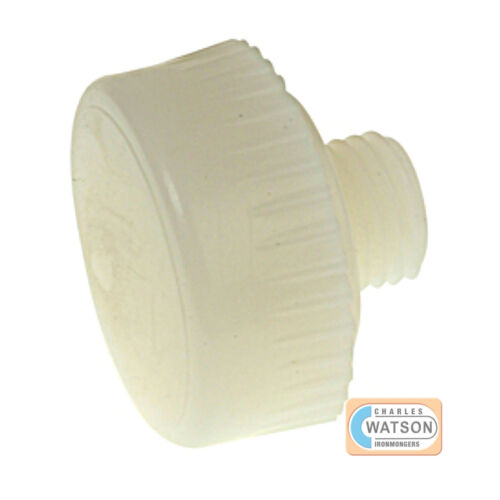 THOR 708NF 25 mm Replacement Nylon Hammer Face Vis à tête cylindrique blanc