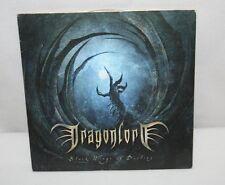 Rare Promotional Copy DRAGONLORD Black Wings of Destiny CD Black Metal Thrash