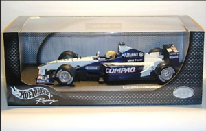 WILLIAMS F1 F1 F1 2001 R.SCHUMACHER  1 18 50200 HOTWHEELS 4aca51