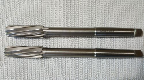 Taper Shank Chucking Reamer Ø 22 MM HSS 10 FL Straight Flute DIN 208B