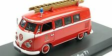 RARE SCHUCO VW T1 VAN BRANDWEER LANGEDIJK DUTCH PROMO 1:43 NEW BOXED 1 OF 500