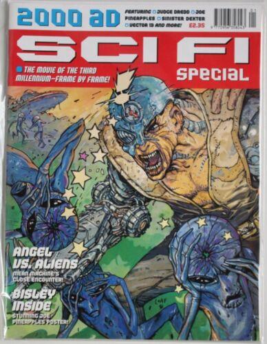 SCI-FI SPECIAL Date 1996 2000 AD Comic COM-001