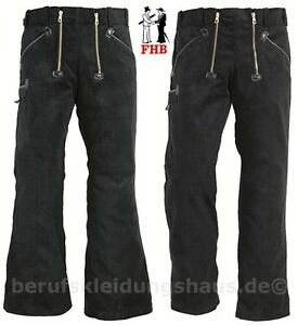 Facility Maintenance & Safety Protective Suits & Coveralls 98-164 Neu Oyster Kinder Zunfthose Dachdecker Cord Schwarz Gr
