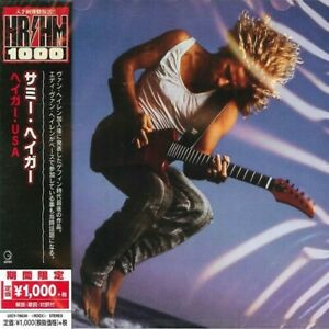 Sammy-Hagar-I-Never-Said-Goodbye-New-CD-Japan-Import