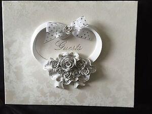 Wedding-Rose-Guest-Book