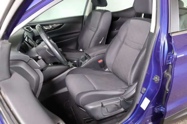 Nissan Qashqai 1,5 dCi 110 Acenta Connect - billede 3