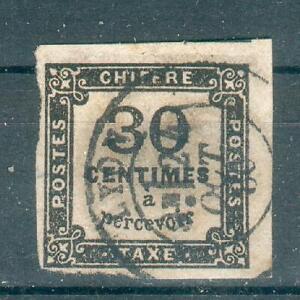 Dynamique France ; Taxes ; 1859-78 ; Maury N° 6 ; Oblitéré