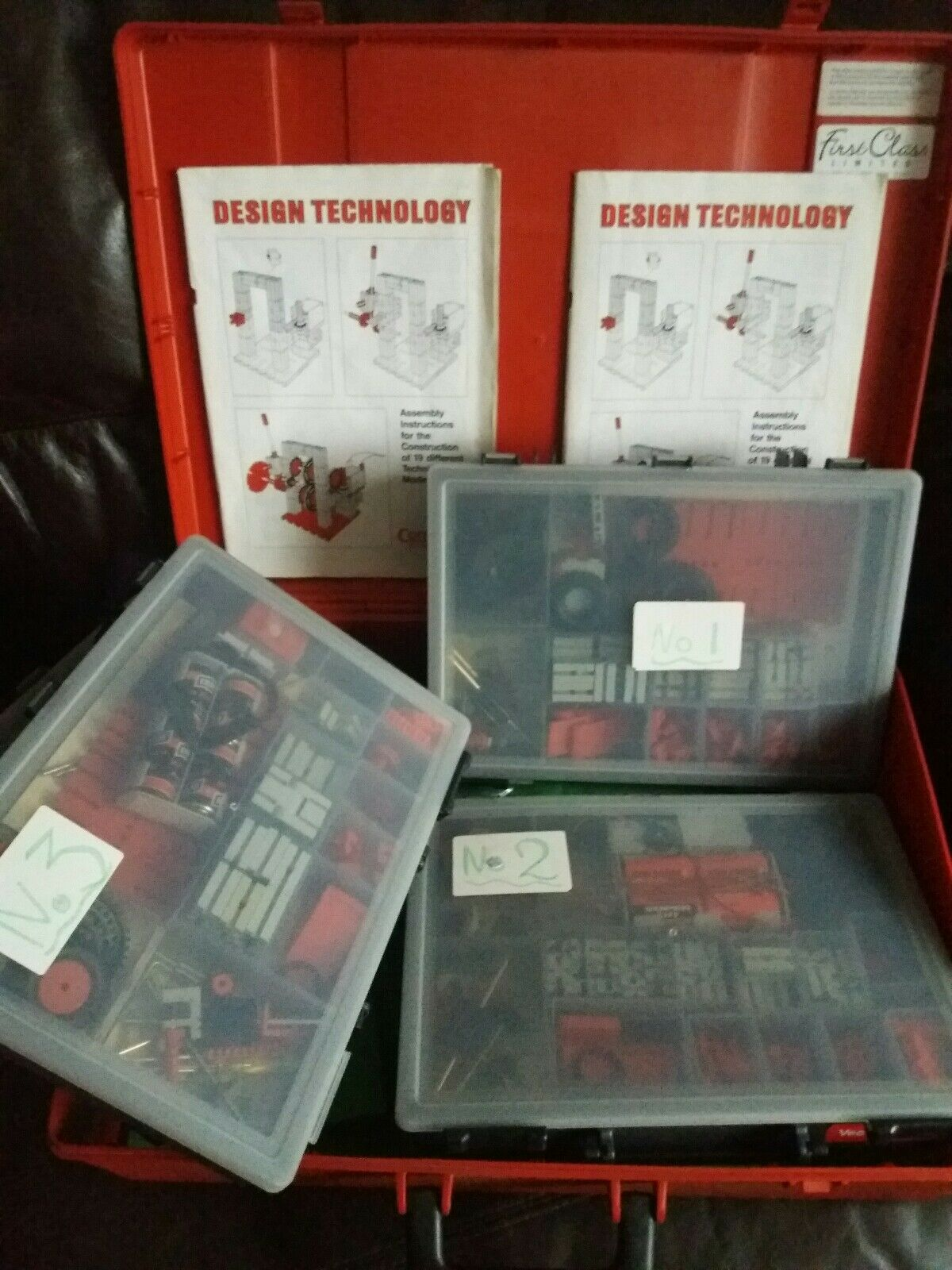 Large School Design Technology Kit Programme Vech-Tech-Two Lot - Cornelsen