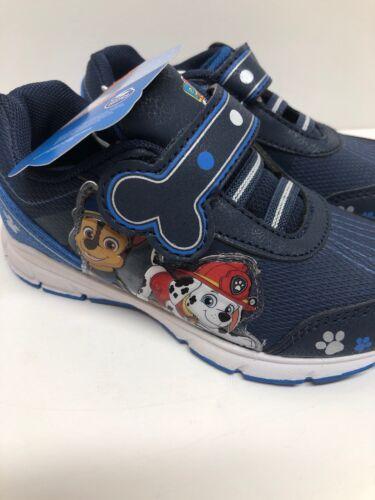NWT Paws Patrol Boys Toddler Slip On Sneakers Nickelodeon
