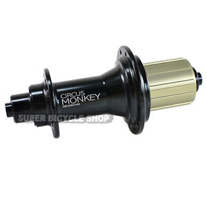 Circus Monkey HRW Road Front Hub 100mm 20 H Hole 78g Silver
