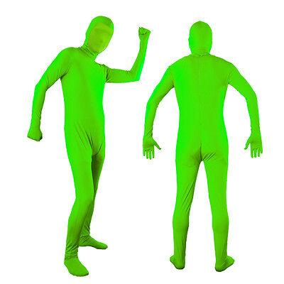 Chromakey Green Screen Body Suit - Video Effects Muslin
