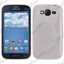 Cover Custodia TPU Silicone TRANS Samsung Galassia Star 2 Plus Advance SM-G350E