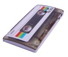 Schutzhülle f Sony Xperia P LT22i Tasche Case Cover Etui Kassette Tape Radio