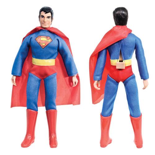 Action Figure Series 1: Superman Loose Factory Sac Super pouvoirs Rétro 8 in environ 20.32 cm
