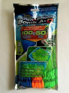 Badespielzeug Wasserspielzeug ZURU Bunch o Balloons Wasserbomben 100er günstig kaufen