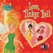 Disney Fairies: Love, Tinker Bell - LikeNew - Sisler, Celeste - Board book