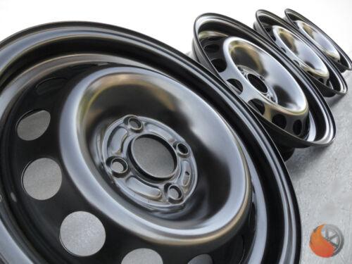 Nuevo 4x acero llantas 6x15 et52 4x100 ml54 i20 hyundai pb PBT llantas 4stk nuevo