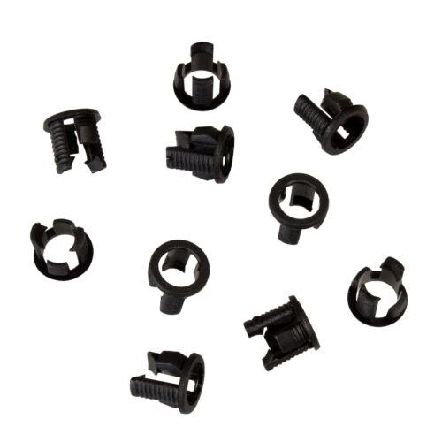 Ledclips//montaje anillos para 3 /& 5 mm LEDs clip clips LED-versión de Haicom