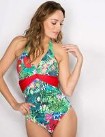 Pour Moi? Jungle Fever Underwired Swimsuit Multi 17006 New Swimming Costume