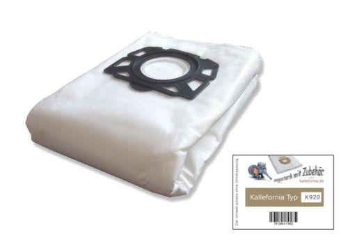 5 Staubsaugerbeutel passend für Kärcher WD 5.600 MP  Filtersack 5600