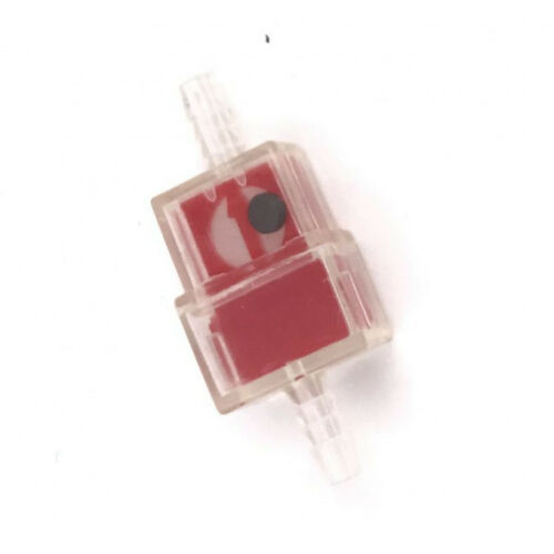 Colorful Fuel Filter 1 piece/& colorful fuel Pipe for motor kits Red color
