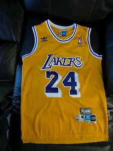 Details about Brand New Adidas Kobe Bryant Jersey #24 Large