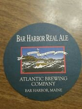 Microbrewery Beer Coasters Maine 4 SAME Bar Harbor Brewing Co