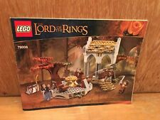 LEGO LORD OF THE RINGS The Council of Elrond LOTR STICKER SHEET for Set 79006