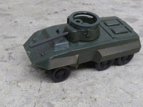 Roskopf RMM Minitanks Compatible WWII US M-8 Armored Car W//20mm Gun Lot #433X