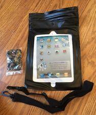 Waterproof Case & Headset For iPad 2/The New iPad,