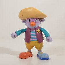 "Skeebo Sheriff Clown 3.75"" Bendy Magnet Feet Action Figure Disney JoJo's Circus"