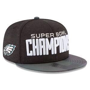 59cd42ddf Philadelphia Eagles Super Bowl LII 52 Champs Nick Foles New Era ...