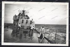Kreuzer KÖLN-Geschützturm-Schlachtschiff-Kriegsmarine-Marine-Technik-53