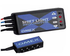 Omex Shift Light Sequential LED gear change limit pro performance