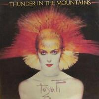 "Toyah(7"" Vinyl P/S)Thunder In The Mountains-Safari-SAFE 38-UK-Ex-/NM"