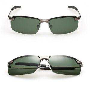 Polarised-Sunglasses-Classic-Retro-Men-Driving-Outdoor-Cycling-Glasses-UV400