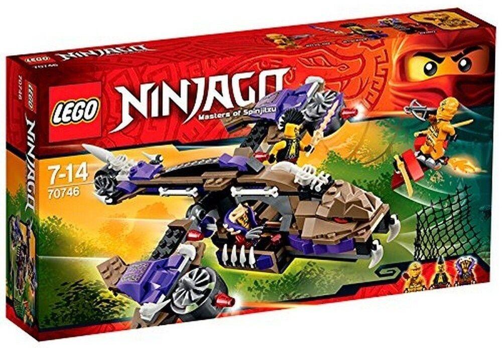 Helicóptero de Ataque Condrai - LEGO NINJAGO 70746 - NUEVO